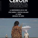 Revista Cero En Conducta Nº 3,  Julio – Agosto 2018